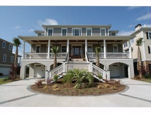 Custom Built Home in Mt. Pleasant, SC